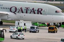Havalimanında şoke eden anlar! Tunuslu yolcunun yaptığı...
