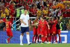 İngiltere Belçika maçı sonucu ve özeti