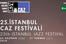 İstanbul Caz Festivali ilk haftasıyla caz rüzgarları estiriyor