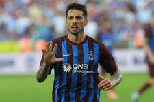 Trabzonspor'da Jose Sosa'nın derdi transfermiş