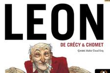 Mahir Ünsal Eriş çevirisiyle 'Leon' Kara Karga Yayınları'ndan çıktı