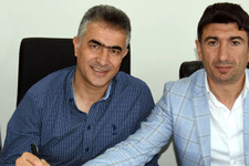 Erzurumspor'da iç transfer bitti