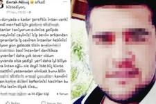Sosyal medyadan korkunç 'kefen' mesajı!
