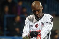 Beşiktaş'ta Atiba ve Negredo kadro dışı