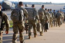 Suriye'de Amerikan-Fransız askeri üssünde büyük patlama