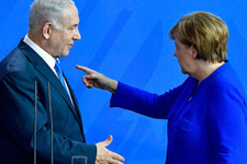 Netanyahu Almanya'dan istediğini alamadı