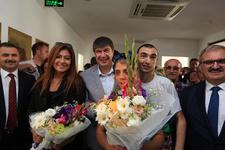 Türkiye'nin ilk Engelli Molaevi hizmete girdi