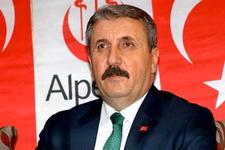 Bahçeli'nin önerisine BBP'den de veto
