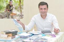 Selahattin Demirtaş'ın PKK'lı abisi Nurettin Demirtaş'a bakın!