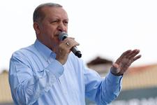 Erdoğan'dan İnce'ye sert sözler! 'Ne zaman Hitler oldun ya?'
