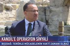 Bekir Bozdağ'dan dikkat çeken 'Kandil operasyonu' açıklaması!