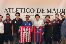 Altınordu'dan Atletico Madrid'e ziyaret
