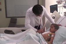 Doktorun dikkati 6 yaşındaki çocuğu kurtardı!