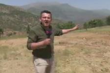 Türk Askeri Kuzey Irak'ta ilerliyor! İşte Kandil'den çarpıcı görüntüler