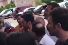HDP'li Barış Atay vatandaşın üzerine yürüdü!