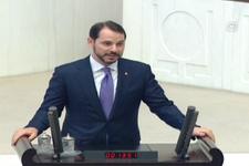Hazine ve Maliye Bakanı Berat Albayrak yemin etti