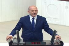 İçişleri Bakanı Süleyman Soylu yemin etti büyük alkış aldı!