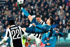 Juventus'a transfer olan Ronaldo için tarihi kapak