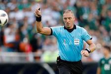 Dünya Kupası'nda finalin hakemi açıklandı