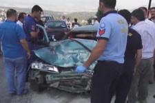 Muğla'da Otomobille kamyonet çarpıştı: 5 Yaralı