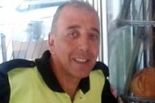 Trafik polisi balkondan düşüp öldü