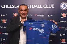 Chelsea'de Sarri dönemi başladı