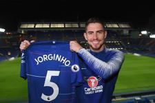 Jorginho 57 milyon euroya Chelsea'de