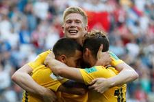 Belçika İngiltere maçı golleri ve özeti