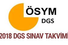 DGS saat kaçta kaç saat sürecek DGS soru dağılımı nasıl 2018