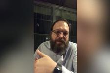 Fatih Tezcan Gülen ve Atatürk videosu için 'şerefsizlere' deyip...