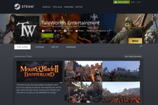 Türk oyunu Mount and Blade'in geliştiricisi Steam geliştirici sayfasını açtı