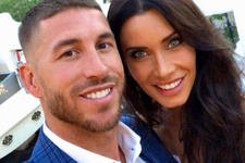 Sergio Ramos sevgilisi Pilar Rubio ile nişanlandı