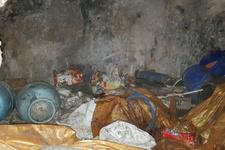 Hakkari'de PKK'ya ait sığınak bulundu