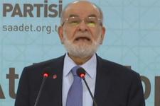 Karamollaoğlu Erdoğan'a hak verdi!  Mümkün değil