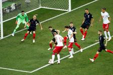 Hırvatistan Danimarka'yı penaltılarla yendi