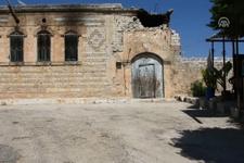 Atatürk'ün Afrin'deki tarihi karargahı bulundu