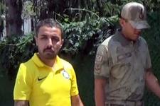 Osmanlısporlu Caner Arıcı'ya gözaltı şoku