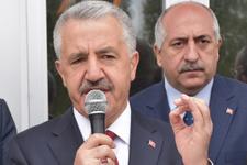 Bakan Arslan: Dünya Erdoğan'ı durdurmaya çalışıyor