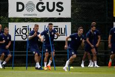 Fenerbahçe'de hazırlık maçı programı belli oldu