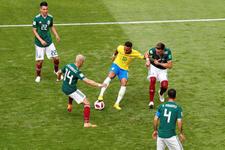 Brezilya adını çeyrek finale yazdırdı