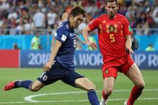 Belçika çeyrek finalde Brezilya ile eşleşti