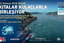 İBB'nin desteğiyle yüzücüler Asya'dan Avrupa'ya kulaç atacak