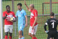 Trabzonspor Spartak Moskova'dan fark yedi