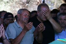 Aydın'da dört cenaze toprağa verildi