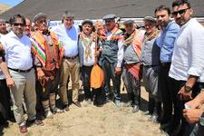 Başkan Türel Avdan 13'ncü Helva Şöleni'nde