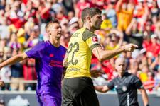 Dortmund Liverpool'u devirdi