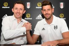 Fulham Fabri'yi resmen açıkladı