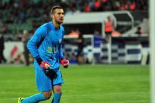 Beşiktaş kaleci transferinin bitirdi!