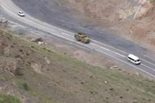 Köye sızmaya çalışan PKK'lı teröristlere büyük şok!