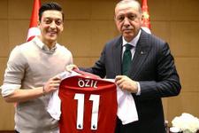 Almanya Federasyon Başkanı Mesut Özil hatasını kabul etti!